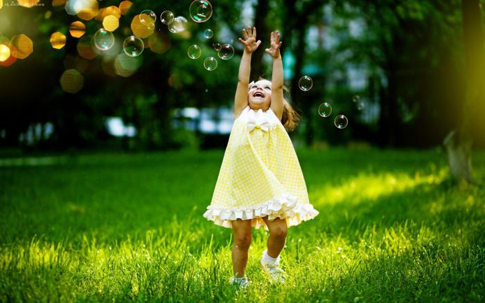 Уютные моменты детства, или Что делает семью счастливой