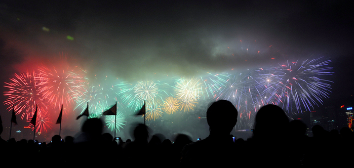 Новогодние традиции разных стран
