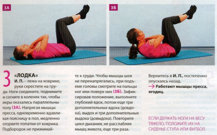 Лучшие упражнения для похудения: 6 эффективных систем для