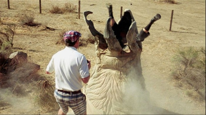 Как снимали легендарный фильм «Дрожь земли»