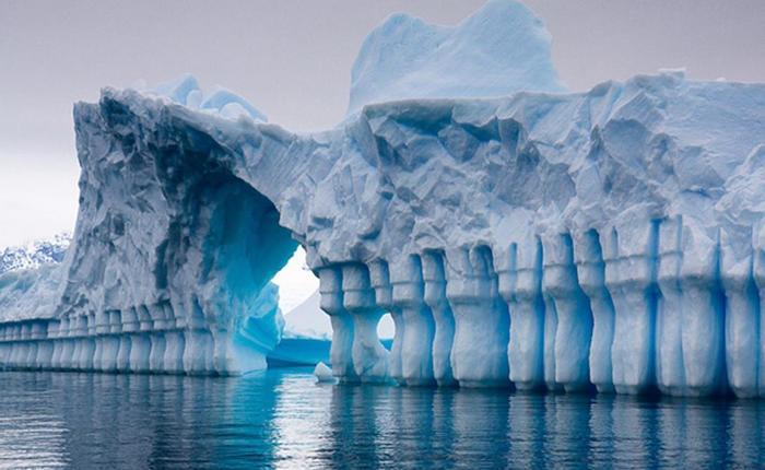 Рекорды Антарктиды— самого-самого континента на планете