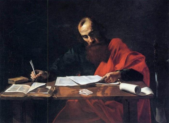 Павел апостол картина (700x511, 71Kb)