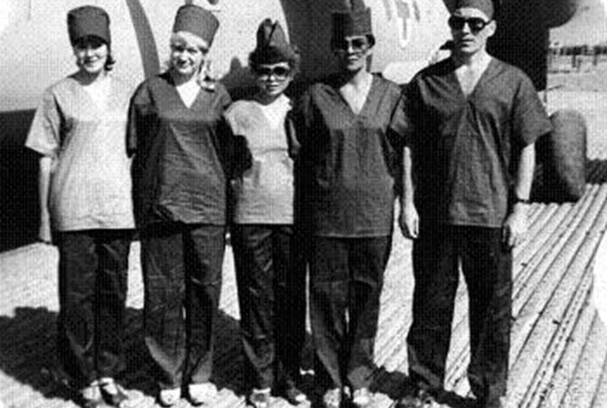 Как советские женщины воевали в Афганистане