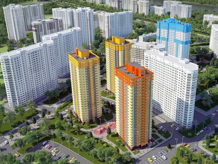 квартиры в Поздняках (700x525, 588Kb)