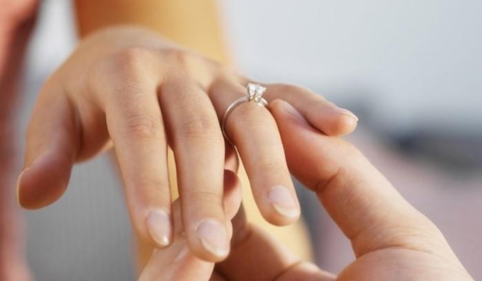Обручальное кольцо на руке отпугивает женщин?