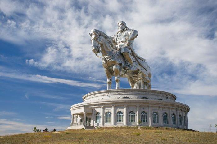 Зачем монгольские воины вызывали дух Чингисхана