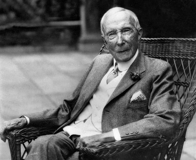 Как стал миллиардером сын лесоруба Джон Рокфеллер? 6 мудрых советов на пути к богатству