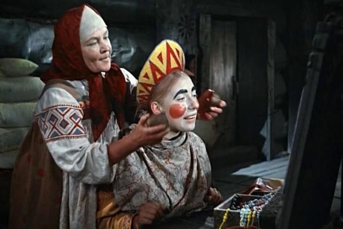 Каких женщин на Руси считали красивыми