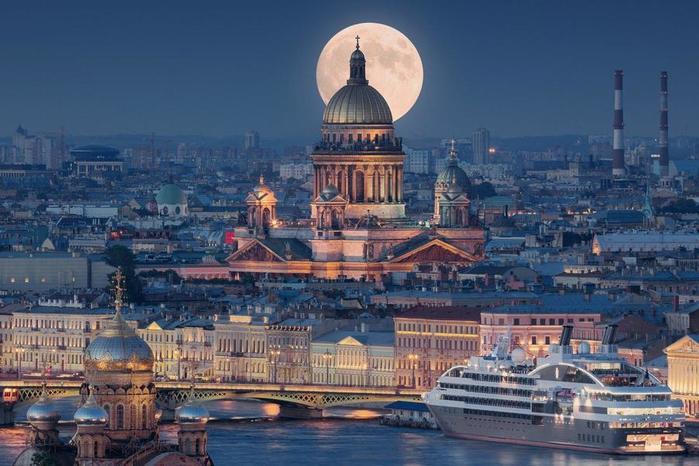 Почему Санкт-Петербург не могли завоевать вpаги