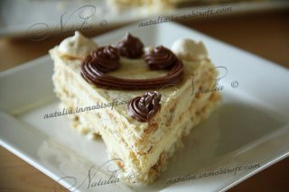 Торт «Полет». Пошаговый рецепт (16) (320x213, 50Kb)