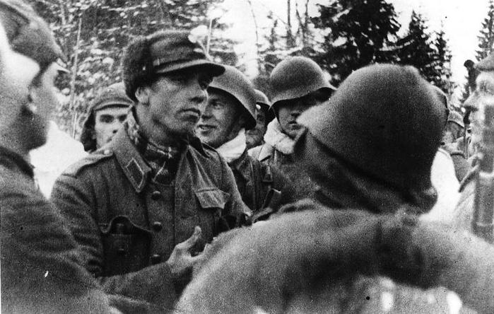 Что стало с пленными финнами на Зимней войне