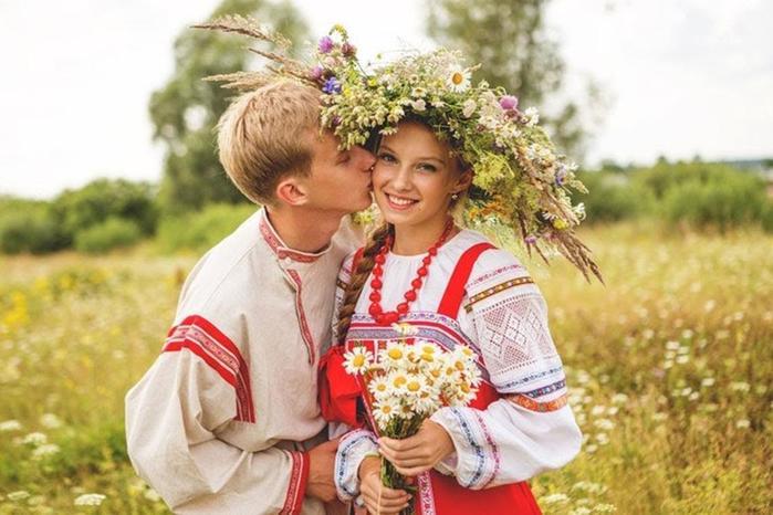 Главные ритуалы первой брачной ночи на Руси