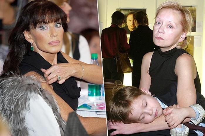 Кто из знаменитостей отказался от усыновленных детей