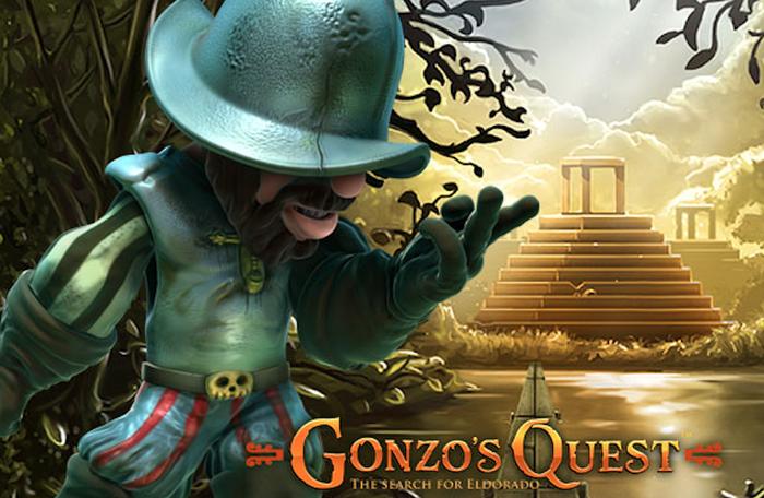 игровой  автомат  Gonzo's Quest» от «casino vulcan»