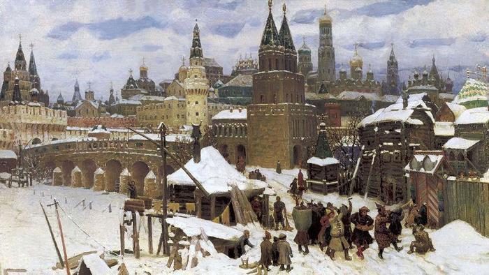 Какие места в Москве считают самыми таинственными