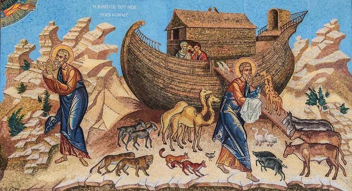 Где все-таки находится библейский Ноев ковчег