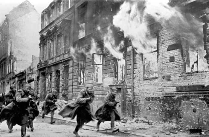 Как проходил штурм Берлина Красной Армией в апреле-мае 1945 года