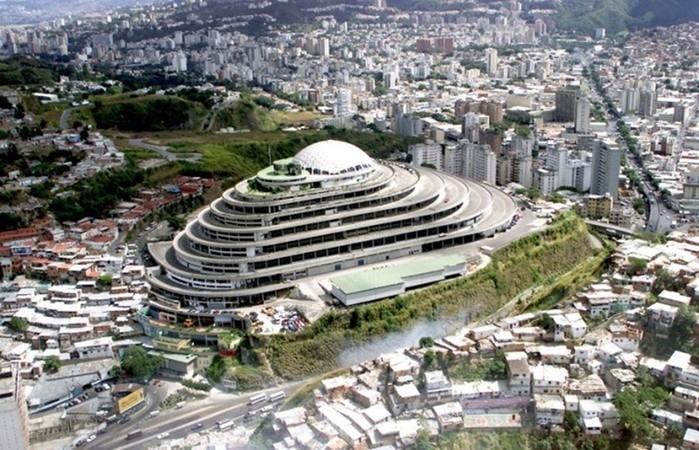 Долгострой El Helicoide: одна из визитных карточек Венесуэлы