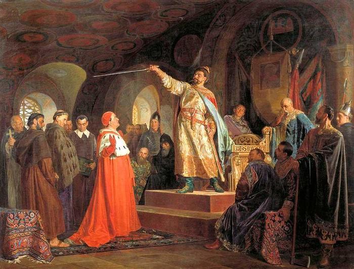 Русское королевство: что произошло с первыми русскими