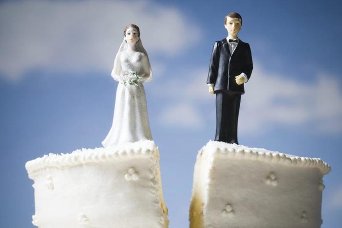 Самые смешные бракоразводные процессы