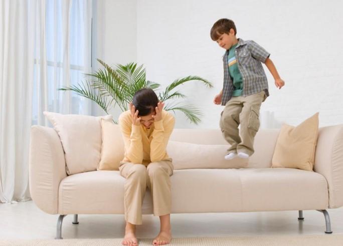 Ребенок непоседа   это нормальное явление!
