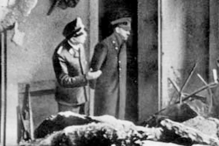 Секретная операция «Архив»: что сделал Андропов с останками Гитлера
