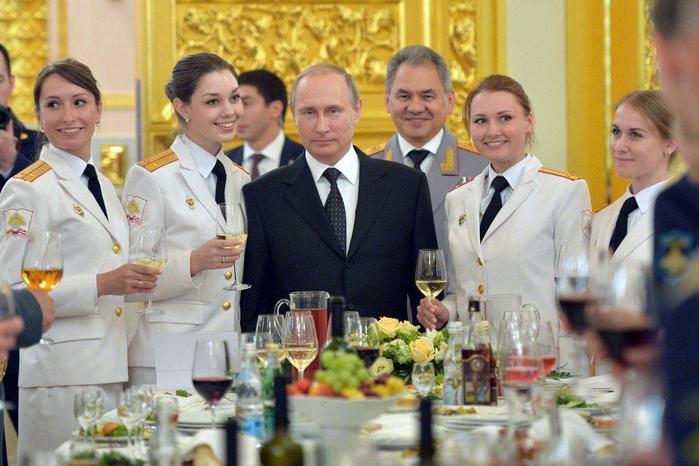 Правила поведения русского офицера в обществе