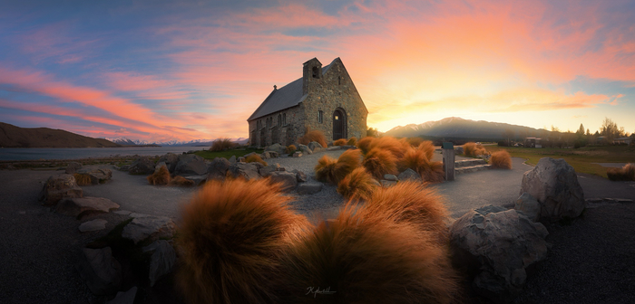 tekapo-church-sunrise (700x336, 248Kb)