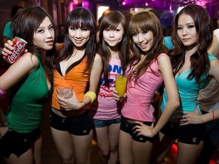 Проституция в Китае: что, где, почем?