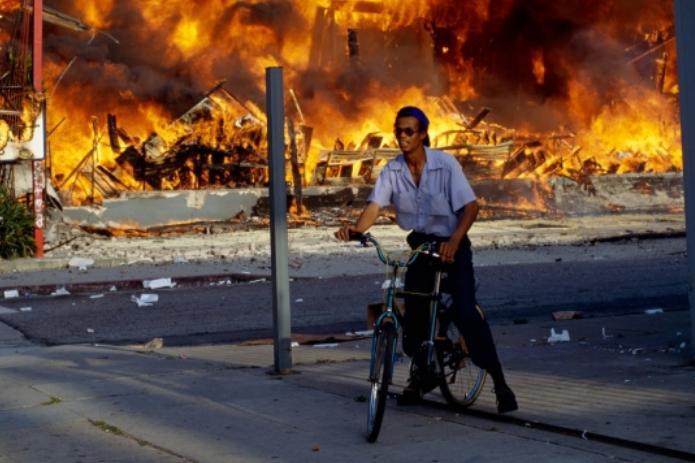 Лос-анджелесский бунт в 1992 году: погромы и «черная революция» в США