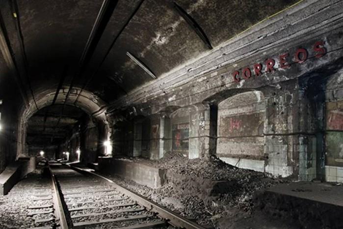Станции-призраки в метрополитенах мира