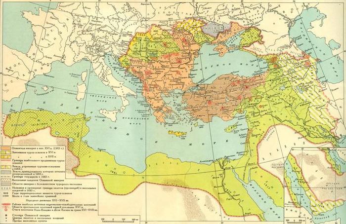 Почему погибла Османская империя