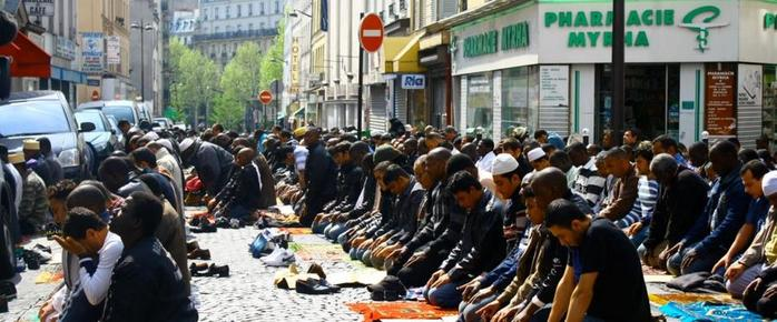 Когда в Европе количество мусульман превысит христиан?