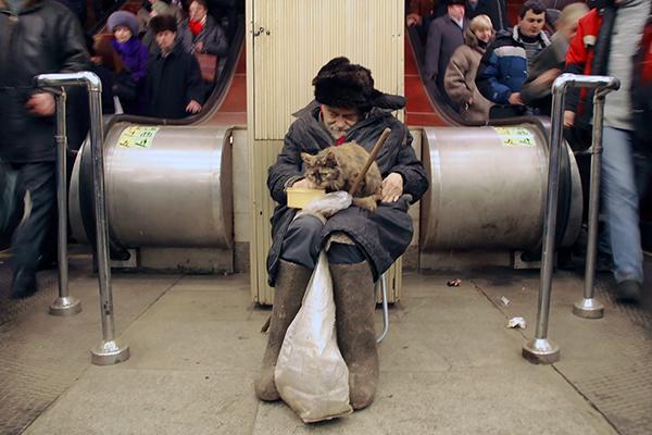 Цыгане делают миллионы на инвалидах: «Славяне   хорошие рабы»