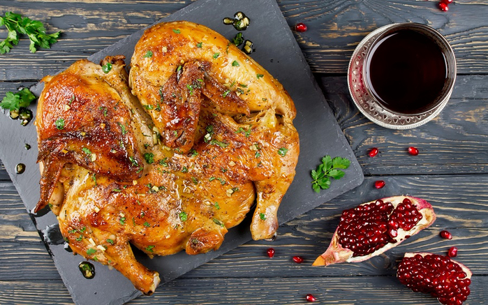 Meat_products_Roast_Chicken_Pomegranate_Drinks_531758_3840x2400 (700x437, 491Kb)