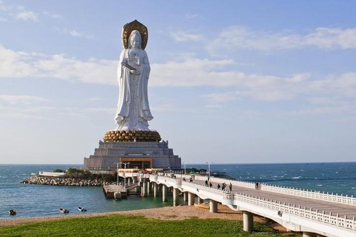 Санья: городок, который называют «Китайскими Гавайями»