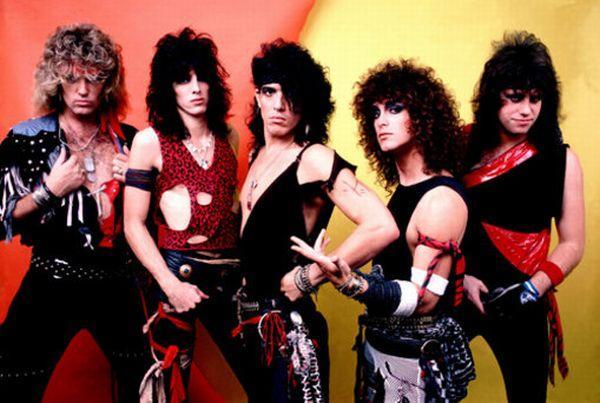 Безумный стиль рок групп прошлого века
