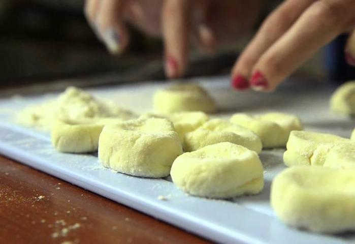 Диетическое блюдо: ленивые сырники