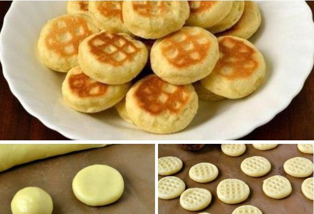 печеньки на сковороде (636x433, 676Kb)