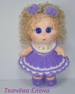 Вязание куклы мастер класс елены ткачевой 470