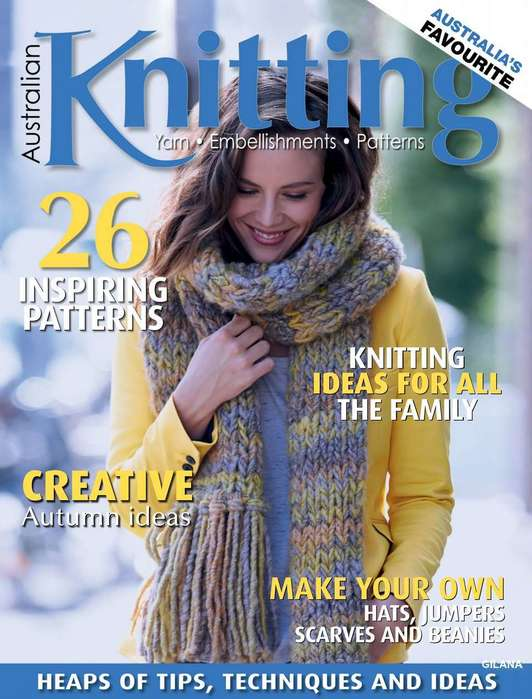 Australian Knitting Volume8 n.1 2016-01 (532x700, 56Kb)