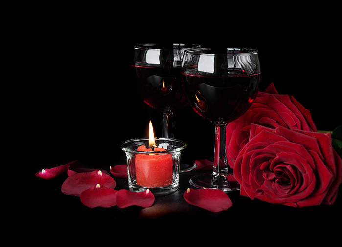 Wine_Candles_Roses_Black_510479 (700x506, 80Kb)