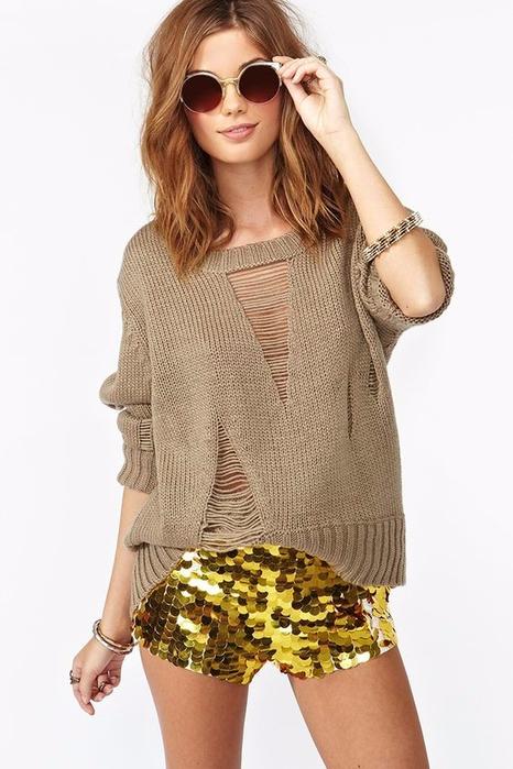 Идеи для вязания пуловеров спицами