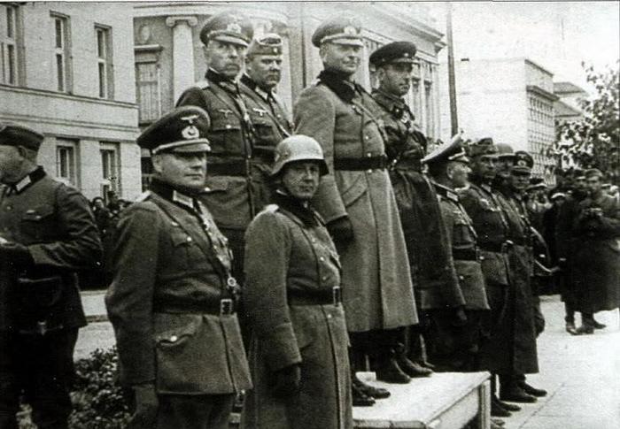 Правда ли, что Гитлер и Сталин встречались во Львове осенью 1939 года