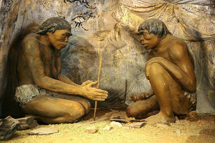 Почему исчезли неандертальцы