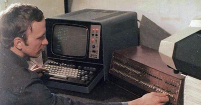Первый в мире персональный компьютер в 1948 году создали в СССР