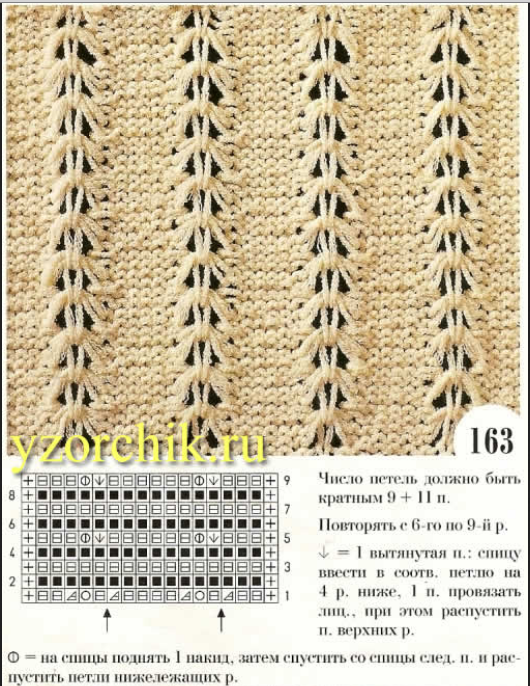 2 узора вертикальные декоративные полоски