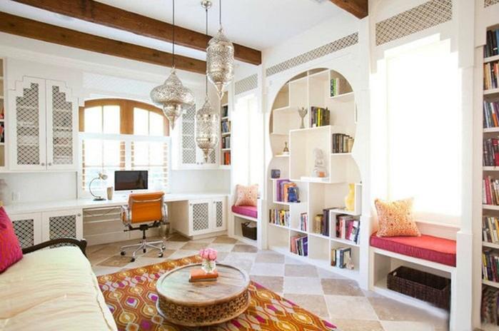Арабский стиль в интерьере: свежие идеи, которые помогут преобразить любое помещение