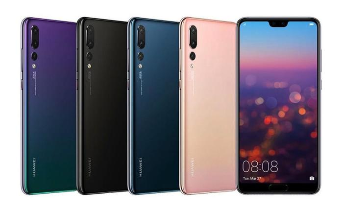 Huawei представила «убийц айфонов» с рекордным количеством умных камер
