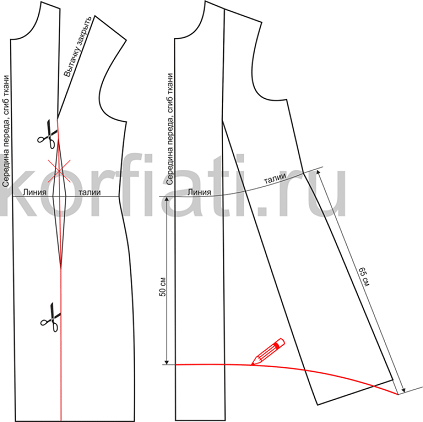 Asymmetrical-hem-dress-pattern-1-768x767 (423x422, 55Kb)